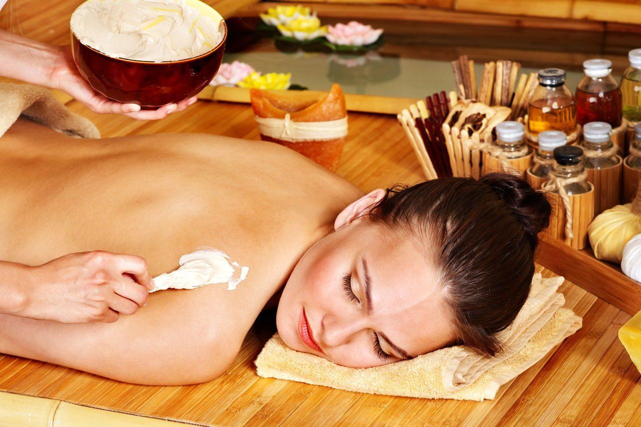 Фото массажа в бане 5 фотография